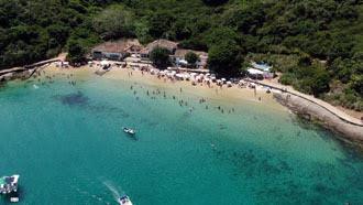 Praia da Azeda em Búzios