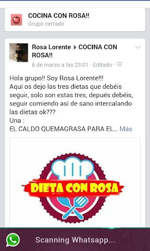 Cocina con Rosa Grupo