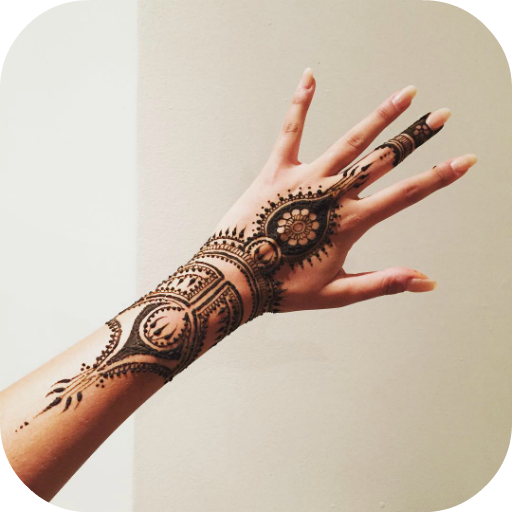 指甲花纹身 生活 App LOGO-APP試玩