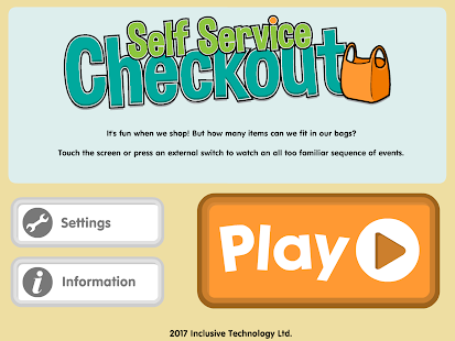 Self Service Checkout- screenshot thumbnail