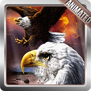 Eagle Live Wallpaper APK Icon