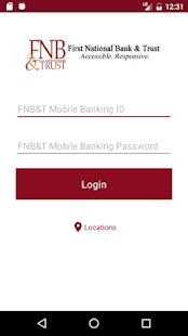 FNB&T Mobile - náhled