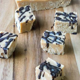 3 Ingredient Sugar-Free Peanut Butter Fudge.