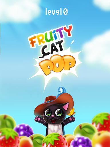 Fruity Cat -  bubble shooter! modavailable screenshots 15