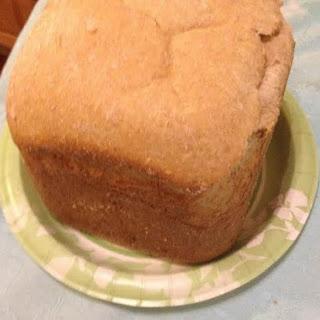Honey and Molasses Oatmeal Bread.