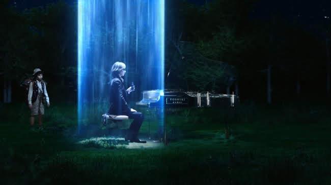 YOSHIKI 為咖啡廣告改編名曲〈小星星〉 幕後花絮公開