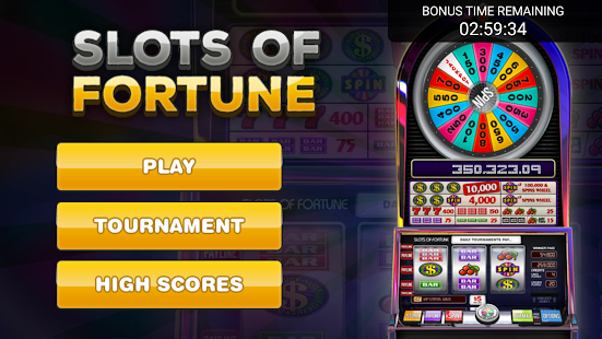 Slots of Fortune Deluxe- screenshot thumbnail