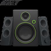 Extra Speaker Bass Booster- Amplifier Equalizer EQ