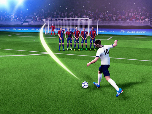 Champions FreeKick League 2018  gameplay | by HackJr.Pw 7