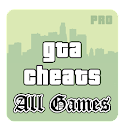 Cheats for GTA: All Games PRO icon