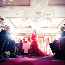 婚礼摄影师Dennis Chang(DennisChang)。31.10.2017的照片