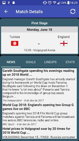 World Cup 2018 1.0.12 screenshot 2093070