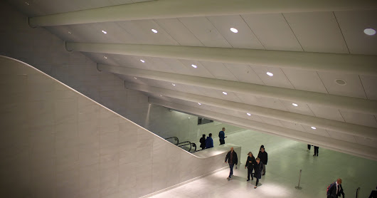 World Trade Center PATH Station/Oculus