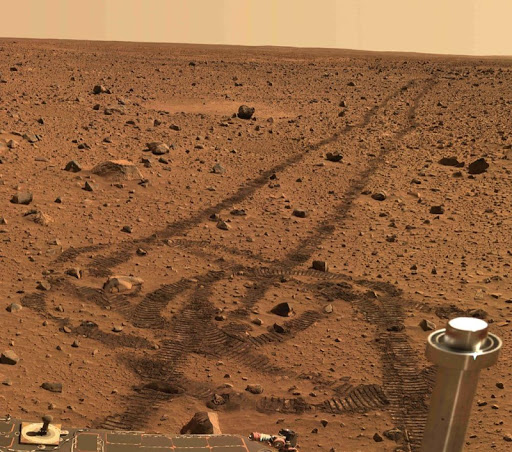 Mars Rovers Wallpapers - HD