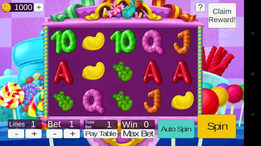Candy Vegas Slots Machine