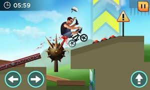 6 Crazy Wheels App screenshot