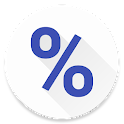 Percentages Everywhere icon