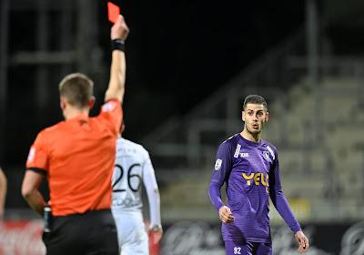 Jorge Simao connaît sa sanction, Loris Brogno (Beerschot) prend plusieurs matchs