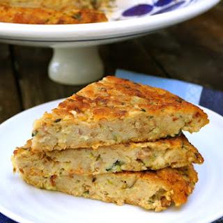 Chipotle Bacon Zucchini Cake