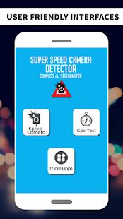 Tải Tốc độ Máy ảnh máy dò & la bàn miễn phí