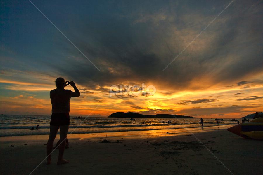 by Fauzi Tahir - Landscapes Sunsets & Sunrises