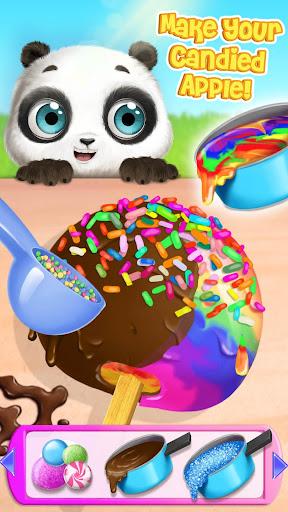 Panda Lu Fun Park - Carnival Rides & Pet Friends 1.0.45 screenshots 2