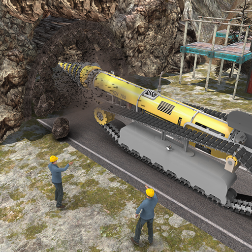 Highway Tunnel Construction & Cargo Simulator 2018