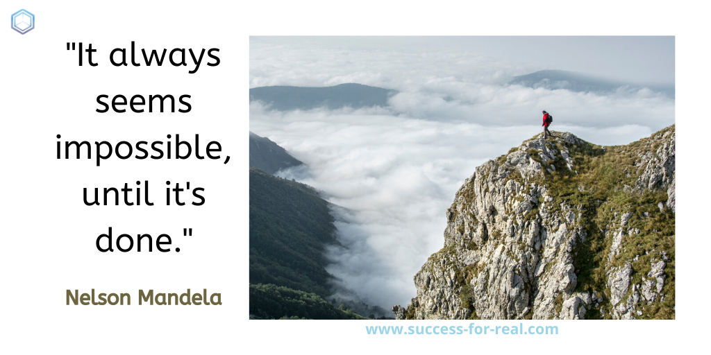 365 Success Quotes For Motivation - Picture Quote By Nelson Mandela