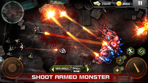 Zombie Shooter:  Pandemic Unkilled 2.0.3 screenshots 4