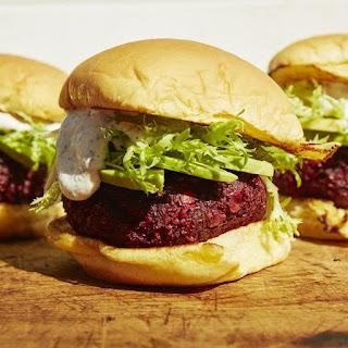 Ultimate Vegetarian Burger