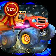 Super Blaze Car Racing