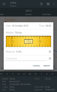 Libra – Weight Manager v3.3.37 [Pro] 2