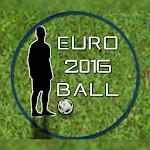 EURO 2016 BALL Icon