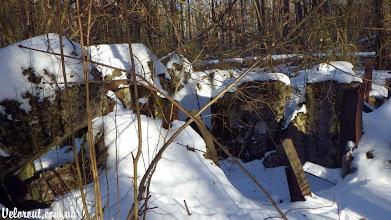 Photo: ДОТ 527 взорван.