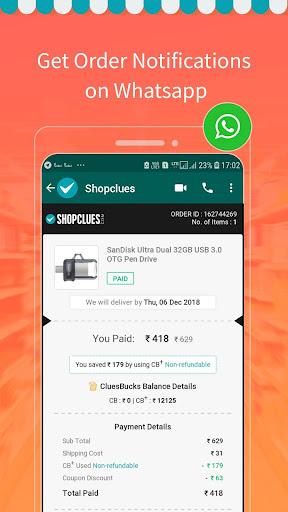 ShopClues: Online Shopping App 3.6.3 screenshots 5