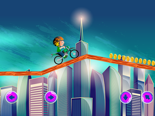 Bike Hill Racing: Motorcycle Racing Game 1.0 screenshots 1