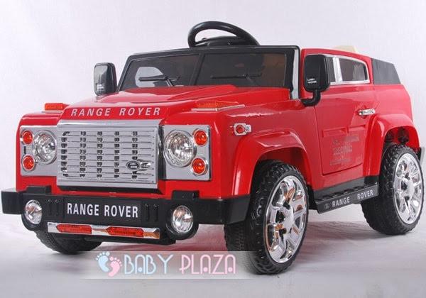 Ô tô điện trẻ em Range Rover 6182 1