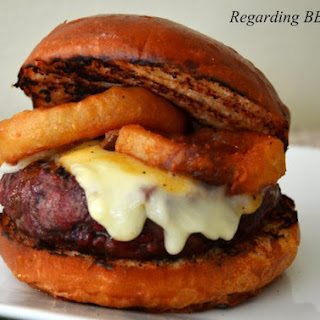Fifty Dollar Rib-eye Burger
