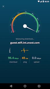 Avast Wi-Fi Finder Screenshot 3