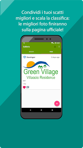 Green Village -  App Preview 2