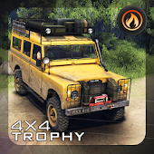 4x4 Offroad Trophy Racing