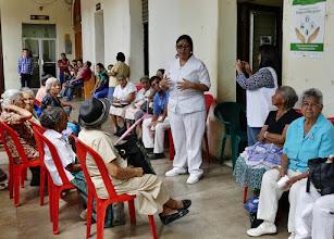 Photo: Santa Ana: Impfung gegen Dengue- und Chikuncunya-Fieber
