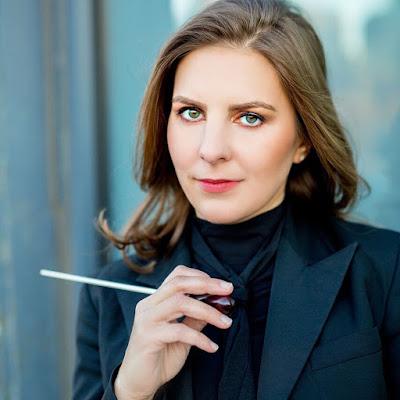 Talking with conductors: Lidiya Yankovskaya
