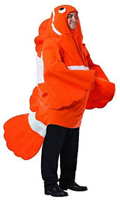 Image result for clownfish costume