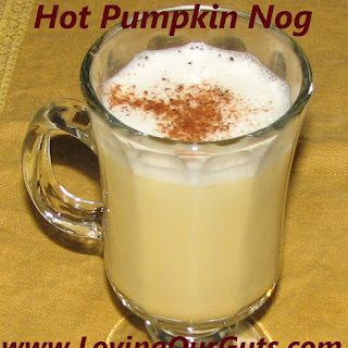 Pumpkin Nog Recipe