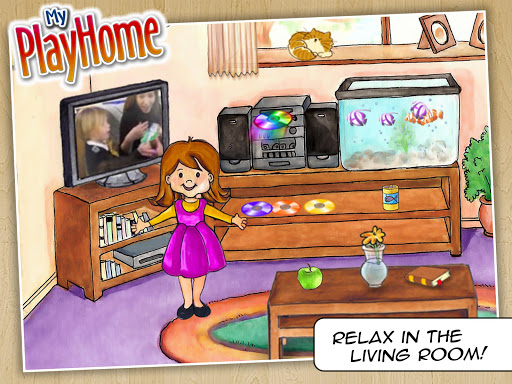 My PlayHome Lite - Play Home Doll House 3.5.8.24 screenshots hack proof 2