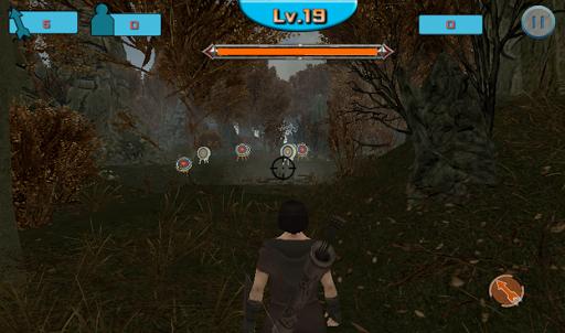 アーチェリーキング3D:ターゲットマスター
