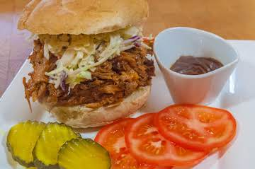 Sweet Baby Ray's Awesome Ten-Hour Pulled Pork