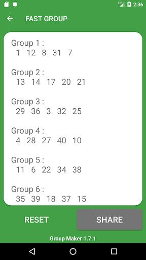 Download Group Maker   #1 Powerful Random Team Generator on