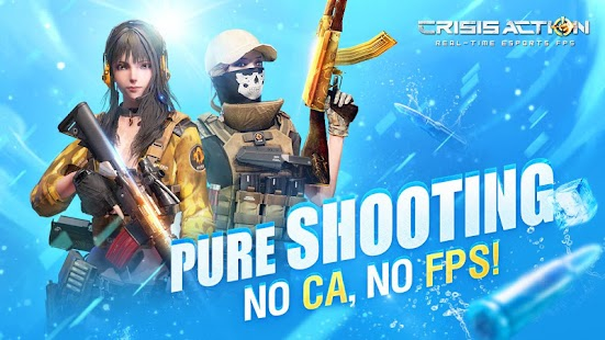 Crisis Action - Answer the call of war! Screenshot